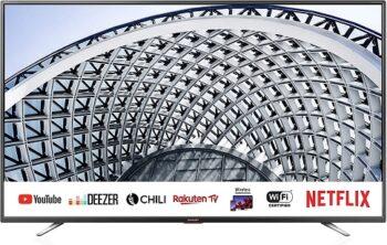 """TV LED 40"""" SHARP 40BG5E FULL HD SMART TV ITALIA NERO"""