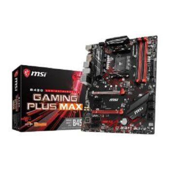 MAINBOARD AM4 MSI B450 GAMING PLUS MAX 7B86-016R
