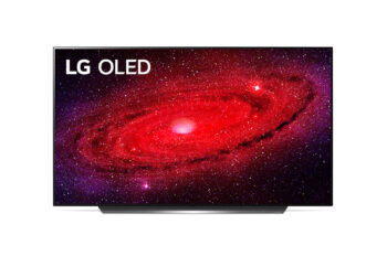 "TV OLED 55"" LG 4K 55CX6LA EUROPA BLACK"