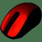MOUSE OTTICO USB ALANTIK MOST1R RED.