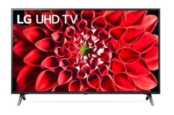 """TV LED 55"""" LG 4K 55UN711C SMART TV EUROPA BLACK"""