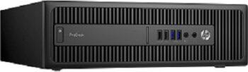 PC HP SFF 600 G2 I5-6600/8GB/500GB/DVDRW/W10P RICONDIZIONATO GRADO A