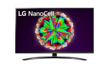 """TV NANOCELL 65"""" LG 4K 65NANO793NE SMART TV EUROPA BLACK"""