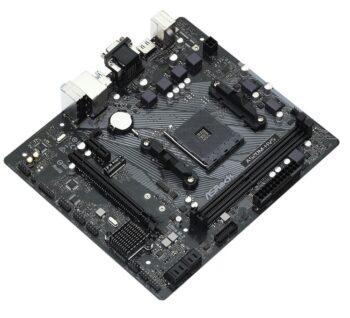 MAINBOARD AM4 ASROCK  A520M-HVS 90-MXBE60-A0UAYZ