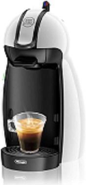 MACCHINA DA CAFFE' DOLCE GUSTO DE LONGHI PICCOLO EDG100 BIANCO/NERO