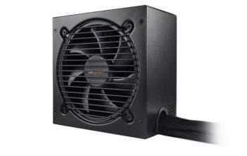 ALIMENTATORE ATX 24PIN BE QUIET 400W POWER 11 BN292.