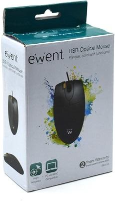 MOUSE OTTICO USB EWENT EW3155