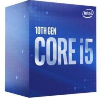 CPU INTEL LGA1200 CORE I5-10600KF BOX.