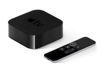 TV BOX 4K-32GB APPLE TV.