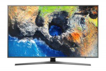 "TV LED 49"" SAMSUNG 4K UE49MU6472 EUROPA BLACK"