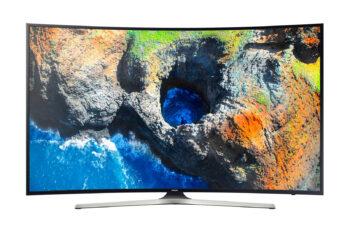 "TV LED 49"" SAMSUNG 4K CURVE UE49MU6292 EUROPA BLACK"