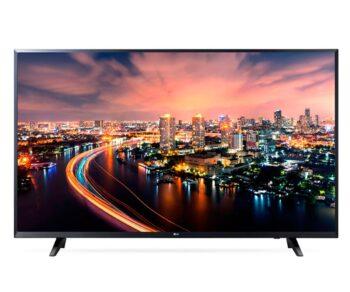 "TV LED 49"" LG 4K 49UJ6307V SMART TV EUROPA BLACK"