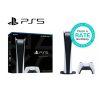 SONY Playstation 5 - CONSOLE PS5 DIGITAL EDITION 825GB SONY WHITE + 12 mesi di copertura da danno accidentale