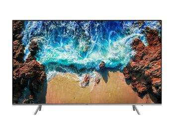 "TV LED 82"" SAMSUNG 4K UE82NU8002 EUROPA BLACK"