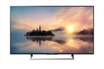 """SONY - TV LED 55""""UHD 4K HDR DVBT2/S2/C HEVC SMART TV"""