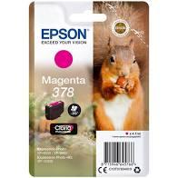 CARTUCCIA EPSON C13T378340 378-360 MAGENTA