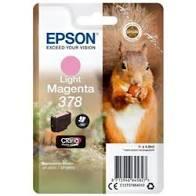 CARTUCCIA EPSON C13T378340 378-360 MAGENTA CHIARO