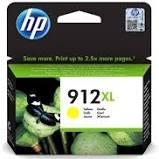 CARTUCCIA HP 912XL 3YL83AE GIALLO