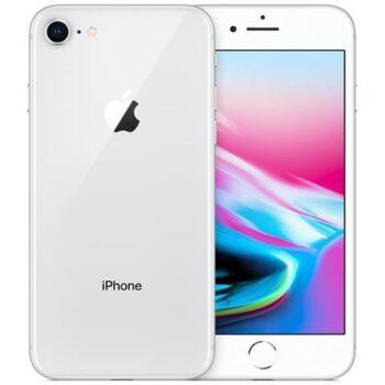 APPLE IPHONE 8 64GB SILVER RICONDIZIONATO GRADO A+